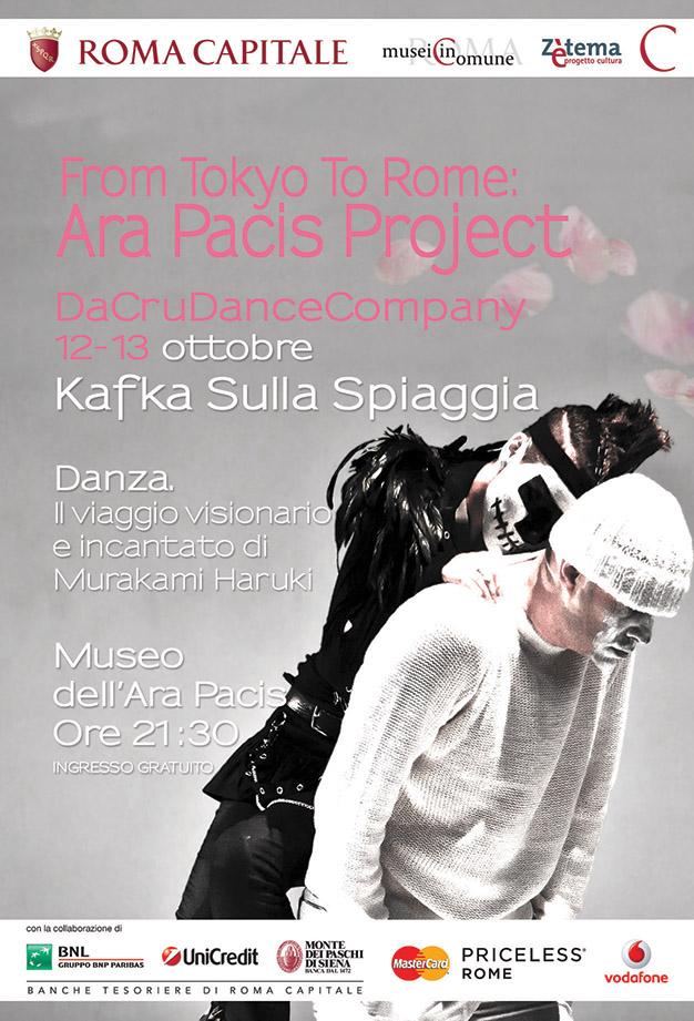 Ara Pacis Project - Kafka